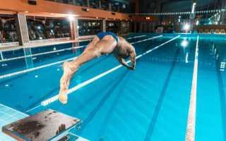 Как правильно нырять и погружаться в бассейне: примеры техник и упражнений