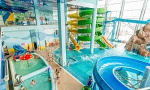 Аквапарк «Родео Драйв» в Санкт-Петербурге: обзор лучшего парка водных развлечений в Северной столице