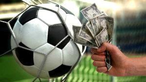 Как делать спортивные ставки на футбол